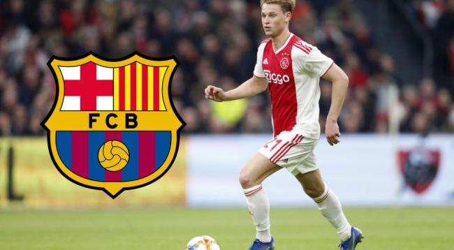 De Jong, transferi i radhës i Barcelonës