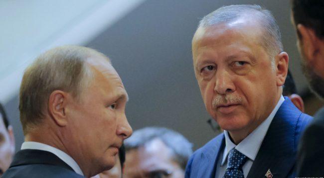 Ergodan dhe Putin pritet të takohen gjatë këtij muaji