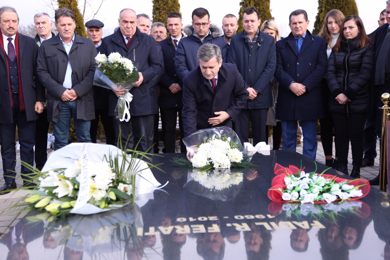 Kryesia e LDK-së, sot përkujtoi Fadil Feratin