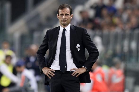 Allegri mes Juventusit dhe Real Madridit