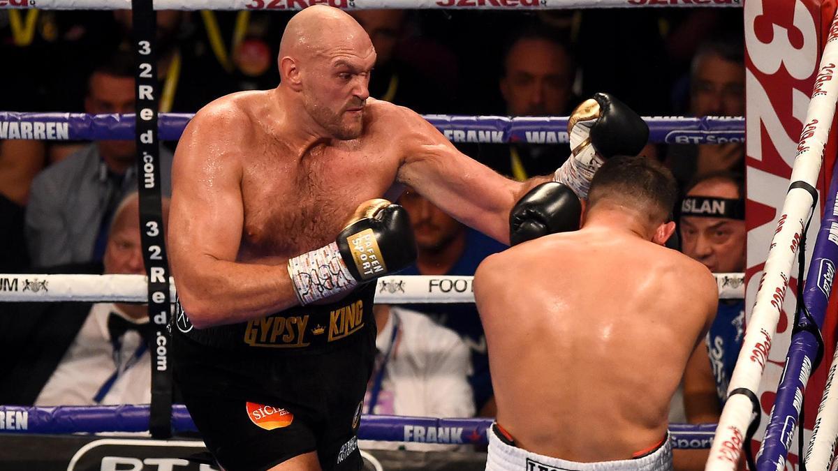 Tyson Fury: Do të fundos dy kampionë bote brenda një viti