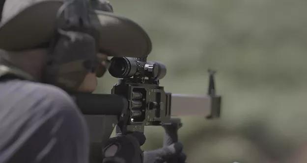 SHBA, arma e re që qëllon 5 plumba njëherësh