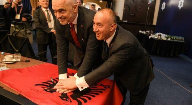 Heqja e kufirit Kosovë-Shqipëri bashkim apo lehtësim i procedurave?