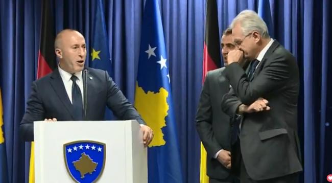 Haradinaj kërkon nga Wieland përkrahjen e Gjermanisë për viza