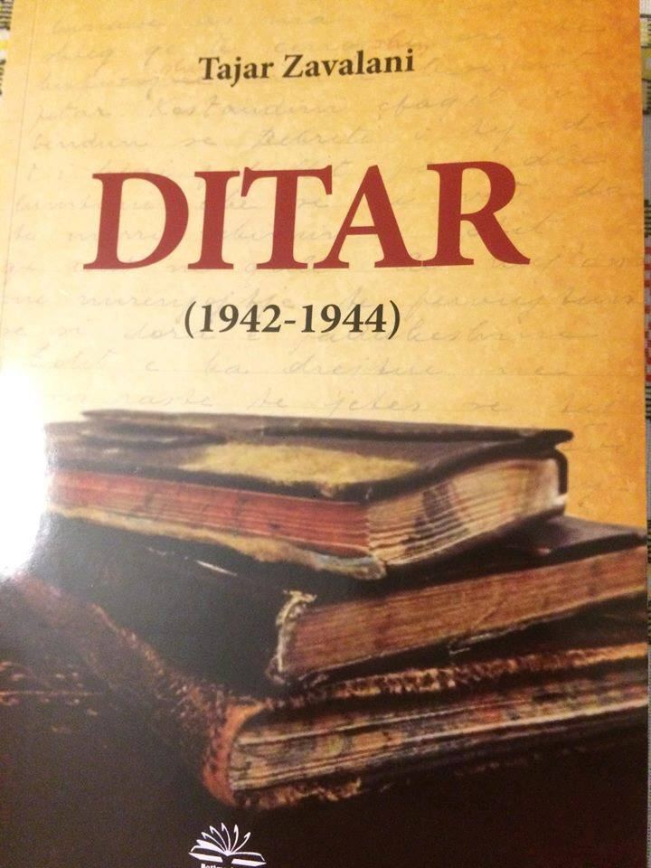 "Pas 75 vitesh vjen 'Ditari"" i Tajar Zavalanit"