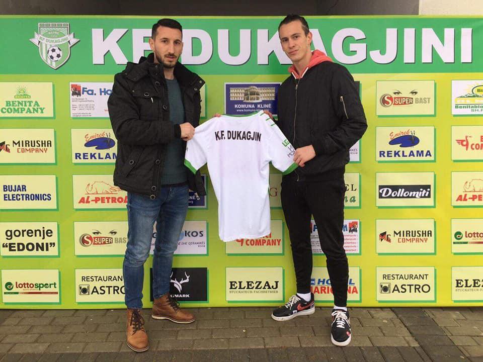 Zyrtare: Dy ish-kampionë të Kosovës i bashkohen Dukagjinit