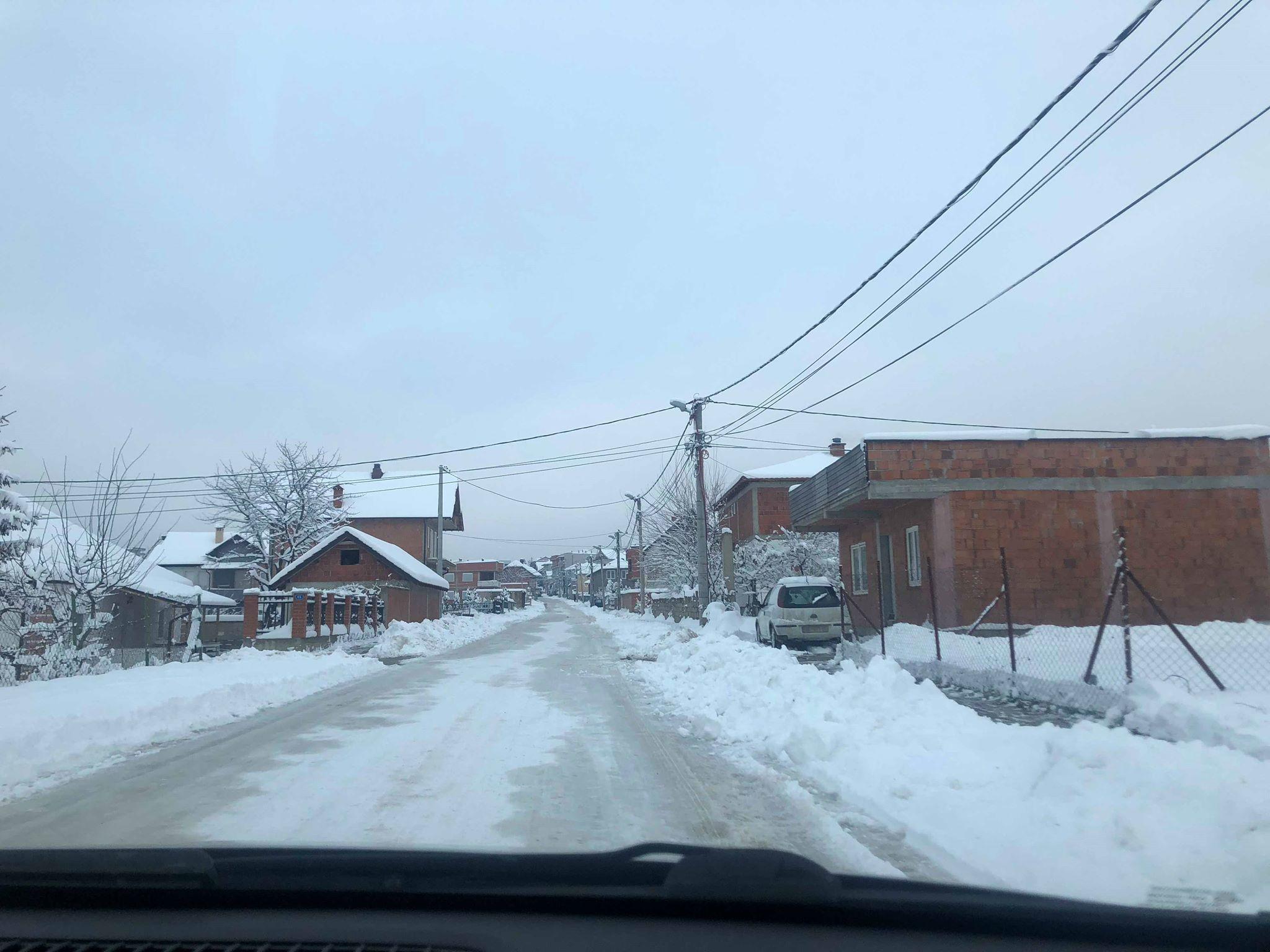 Komuna thotë se i pastroi rrugët në Gjilan, banorët ja dëshmojnë të kundërtën