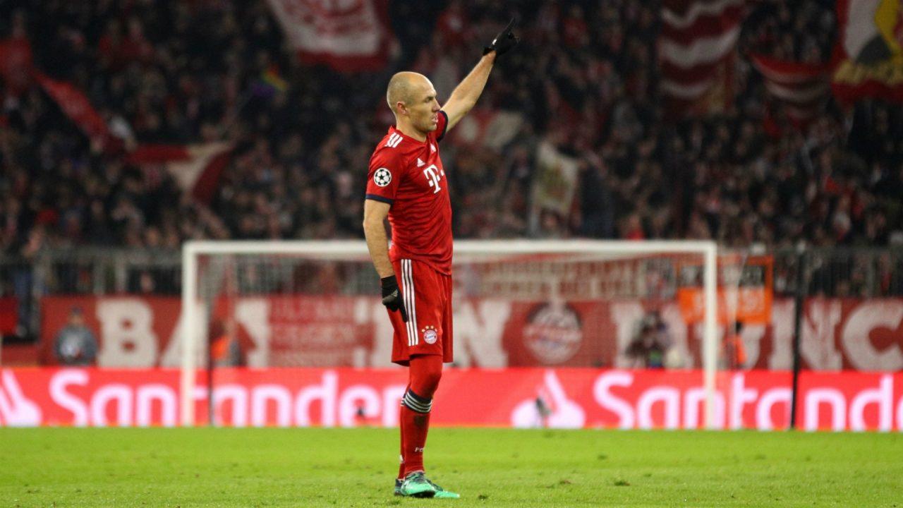Robben bekon 19-vjeçarin: Është pasardhësi im
