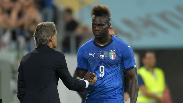 Mancini tregon nëse Balotelli do të kthehet në Kombëtaren e Italisë