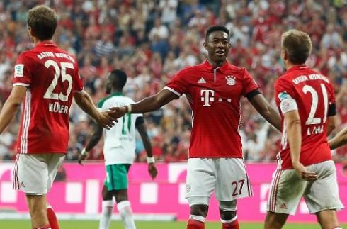 """Juventus nuk kursehet, kërkon të rrëmbejë """"xhevahirin"""" e Bayernit"""