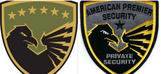 Stema e FSK-së e ngjashme me një kompani të sigurimeve në SHBA