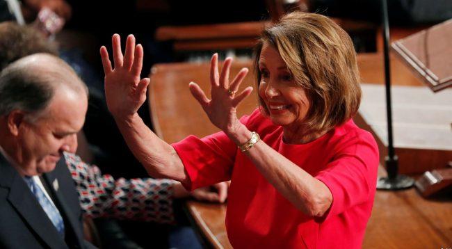 Nancy Pelosi zgjidhet kryetare e Dhomës së Përfaqësuesve