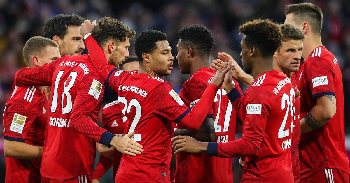 Bayern Munich e mund me lehtësi Stuttgartin