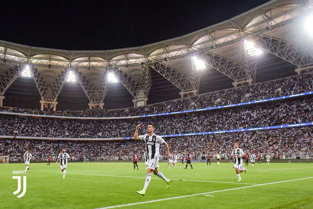 Ronaldo ia fiton Juventusit Superkupën e Italisë