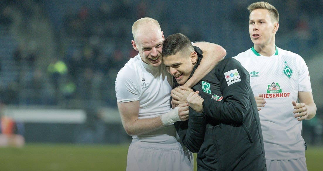 Rashica reagon përsëri pas golit triumfues për Werderin