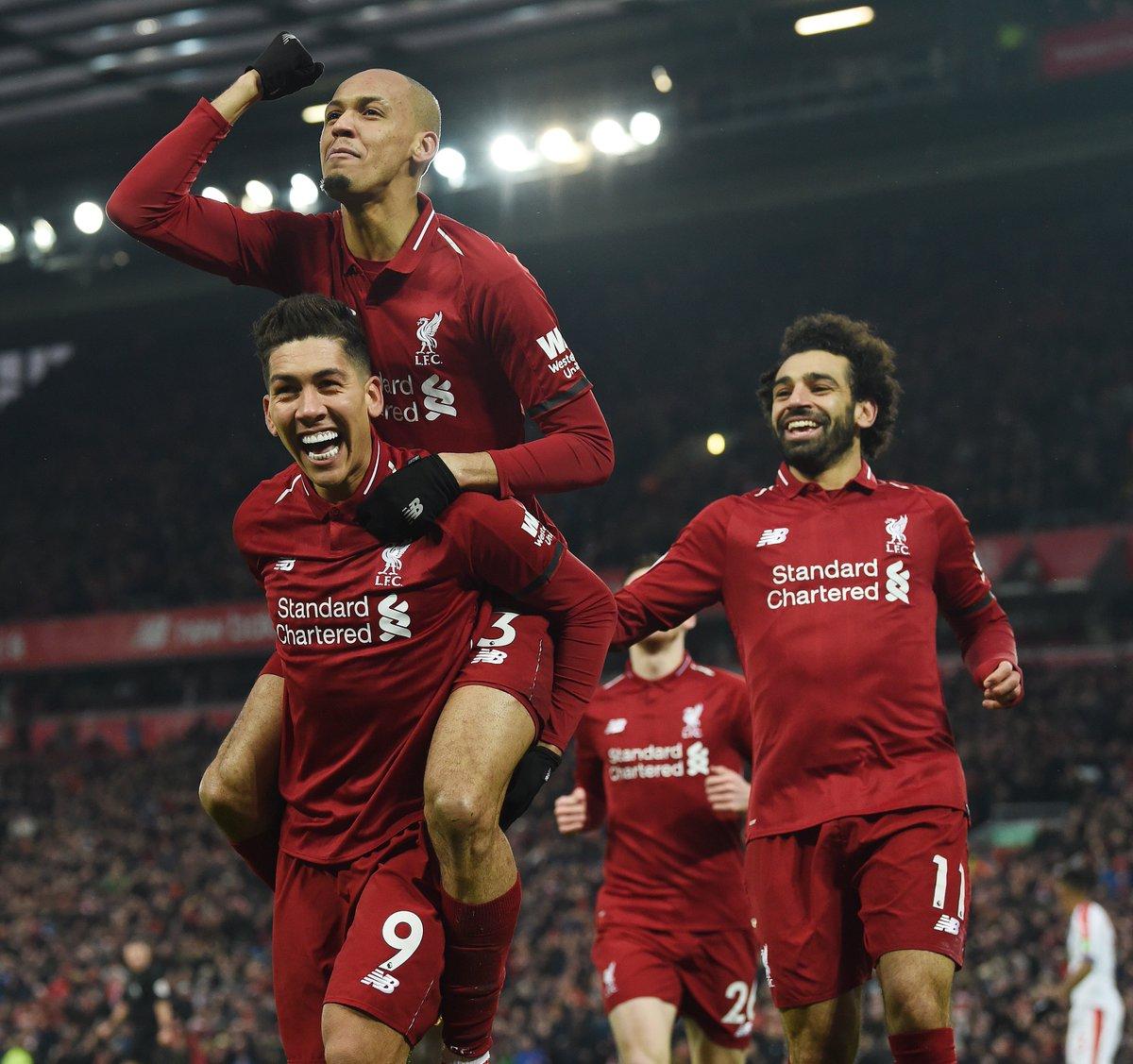 Liverpooli i Shaqirit fiton me dramë ndaj Crystal Palace