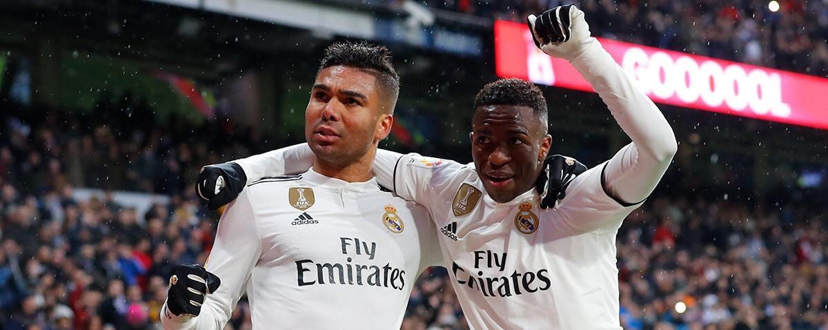 Real Madridi e mposht Sevillën dhe e kalon në renditjen e La Ligës
