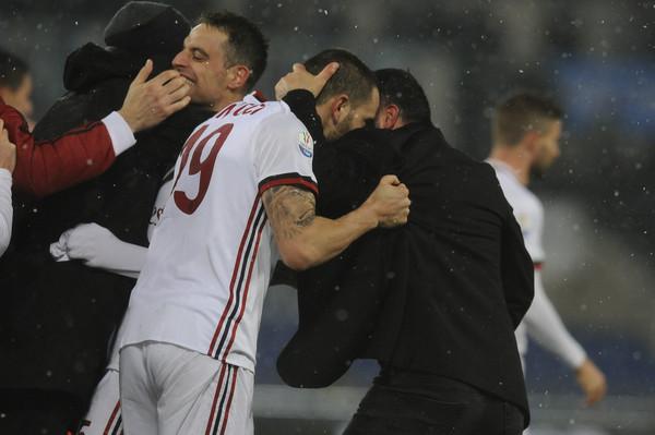 Para një viti e përqafonte fort, por dje Gattuso e injoroi keq Bonuccin (VIDEO)