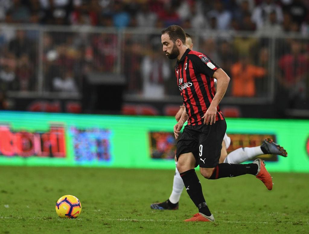 Lamtumirë Milan! Higuaini të premten zbarkon në Londër