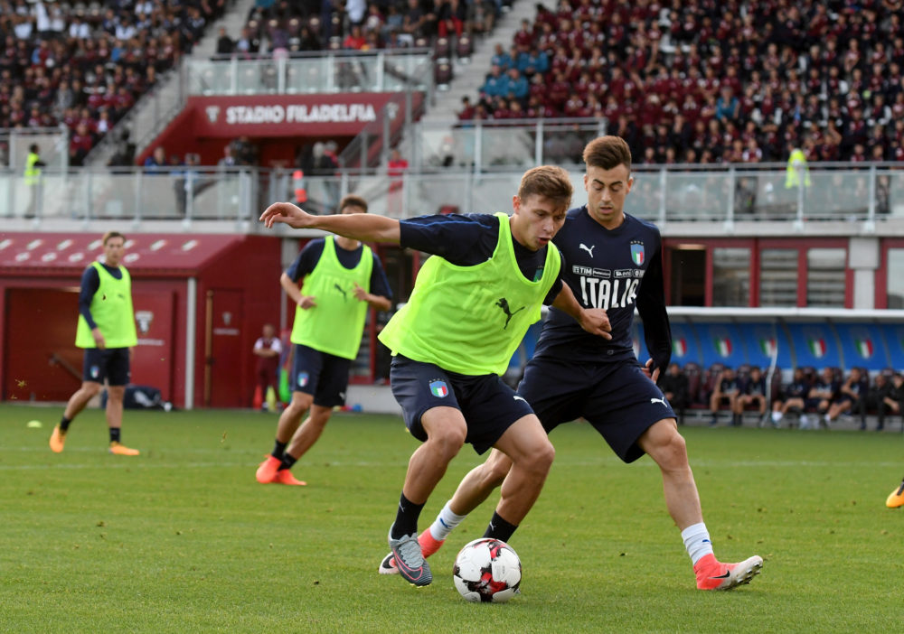 Talenti italian e zgjedh Interin para Chelseat