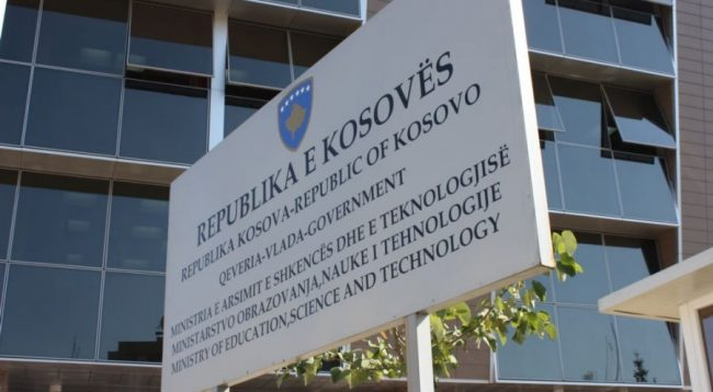 Ministria e Arsimit i bën thirrje SBAShK-ut mos ta pengojë procesin mësimor
