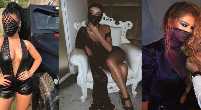 Maskat në 'trend' për këto artiste shqiptare