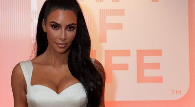 Fotoja e fundit e Kim i bëri konfuz të gjithë, a ka veshur të brendshme?