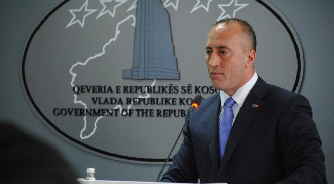 Haradinaj thotë se Kosova vazhdon ta ketë mbështetjen e Amerikës për Ushtrinë