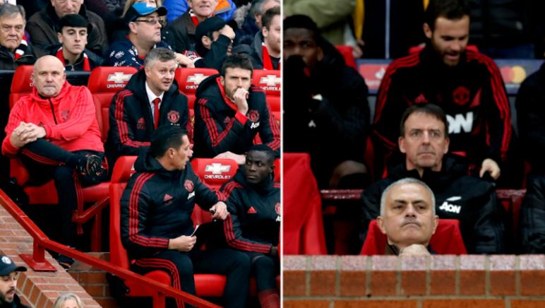 A e dini përse Solksajer s'ulet në karrigen që ulej Mourinho në Old Trafford?