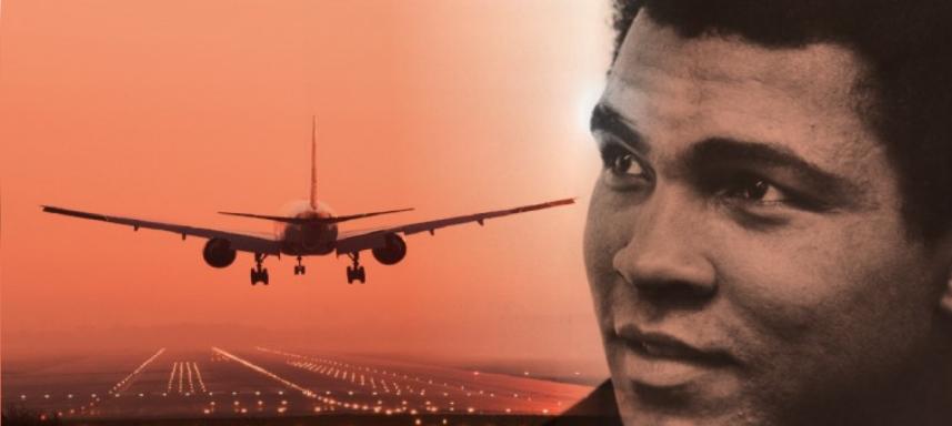 Muhammad Ali përjetësohet në vendlindje, aeroporti i Louisville merr emrin e tij