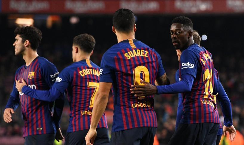 Notat e lojtarëve në fitoren e Barcelonës 3-1 ndaj Leganes