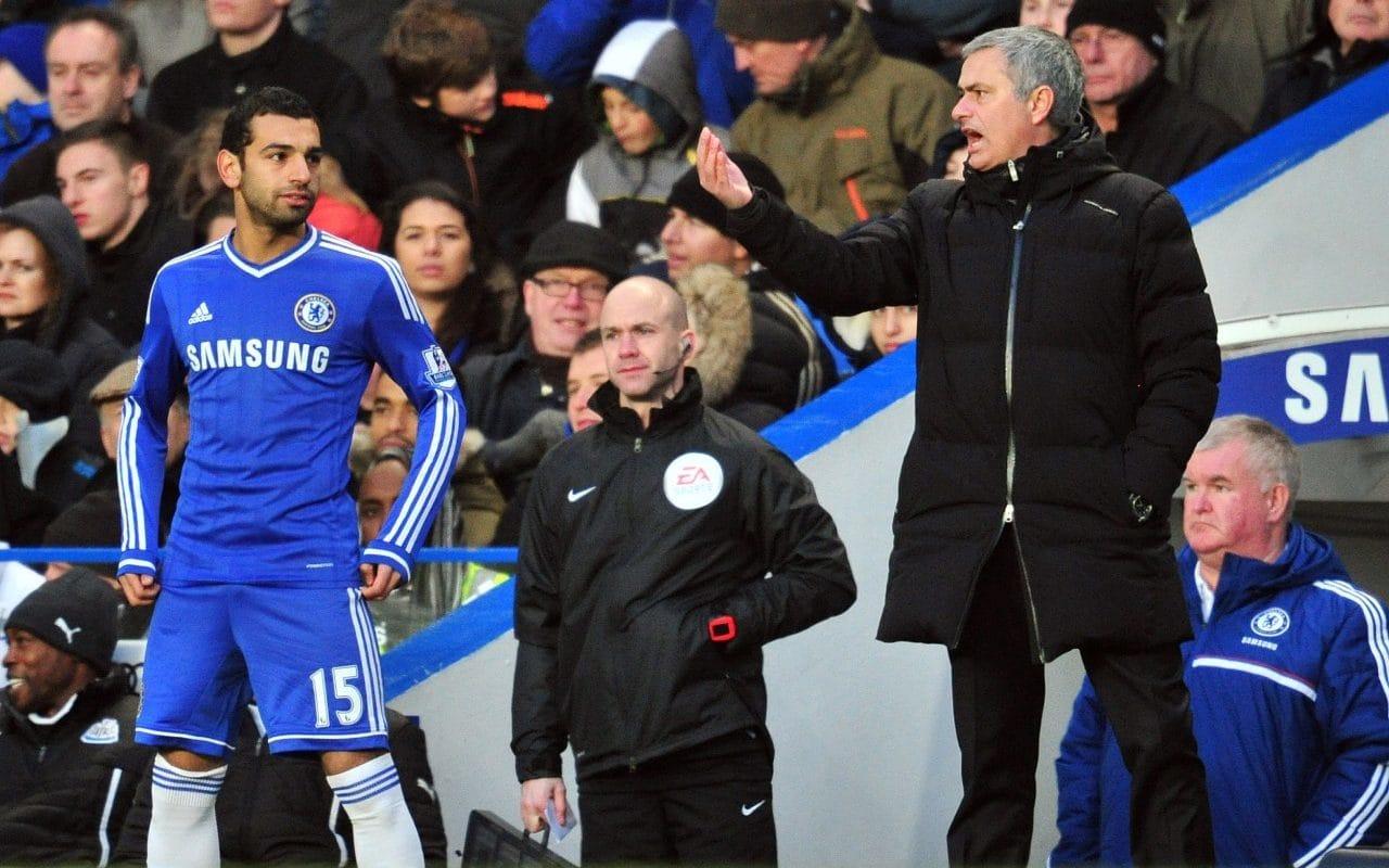 Mourinho zbulon të vërtetën mbi largimin e Salahut nga Chelsea