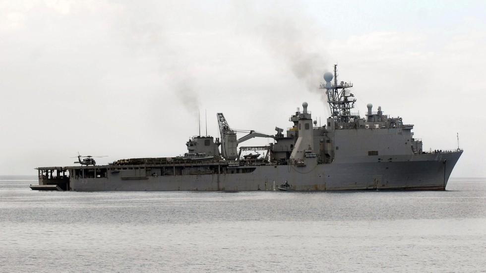 Tensionet Ukrainë-Rusi, një tjetër anije e SHBA stacionohet në Detin e Zi
