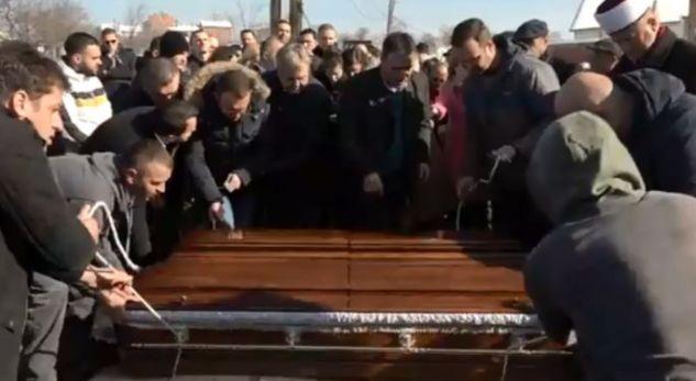 Arian Dacit i jepet lamtumira e fundit