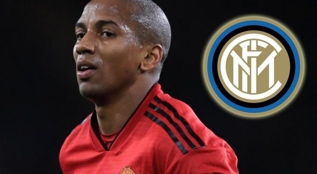 Inter e transferon falas Ashley Youngun