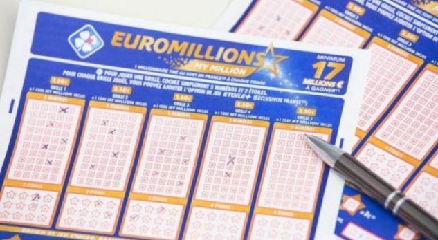 Britaniku fiton 115 milionë funte në lotarinë e Vitit të Ri