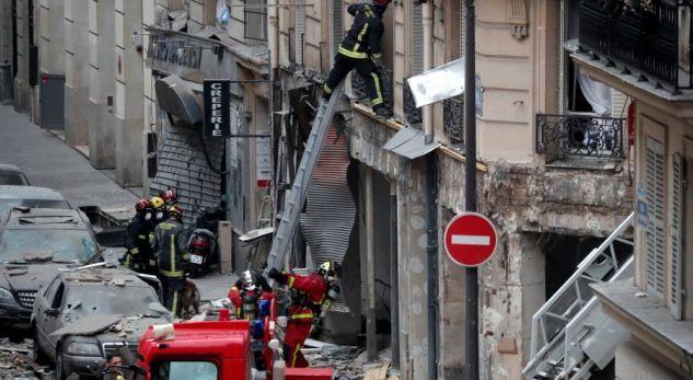 Katër të vdekur nga shpërthimi në një furrë buke të Parisit