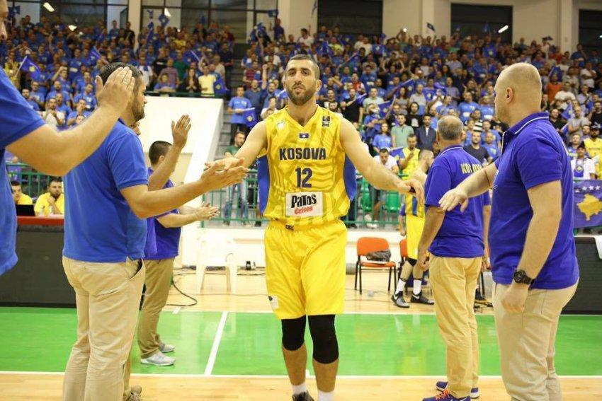Drilon Hajrizi, basketbollisti që luajti për katër rivalët e mëdhenj të basketbollit kosovar