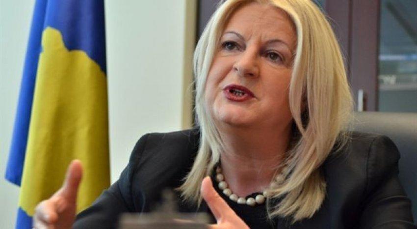Edita Tahiri ia kthen ashpër Edi Ramës: Nuk ishte i zoti të kundërshtoje në Serbi ndryshimin e kufijve