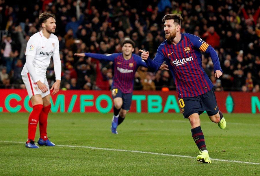 Messi në formë fantastike, i përfshirë në 44 gola për 26 ndeshje