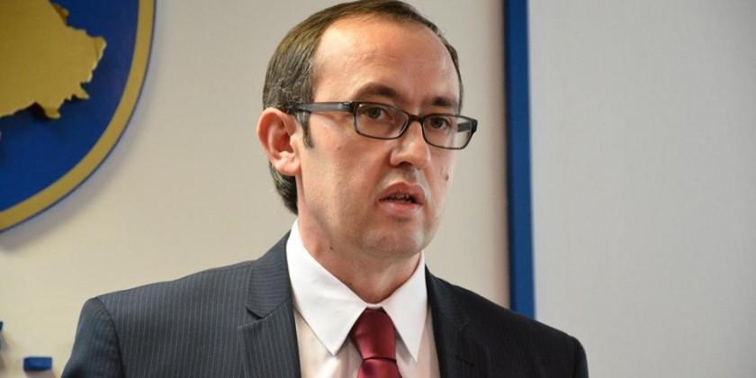 Hoti: Qytetarët e Kosovës kanë frikë nga dialogu me Serbinë