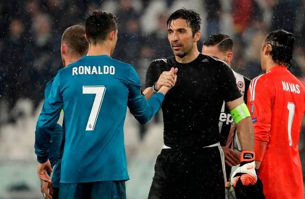 Buffon flet ndryshe për Ronaldon tani, ja çfarë thotë