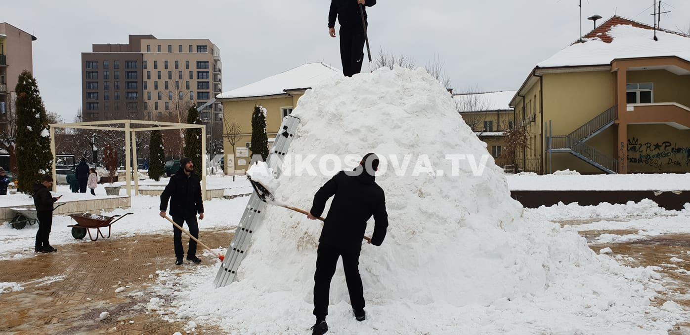 Nis ndërtimi i dordolecit më të madh në Kosovë (FOTO)