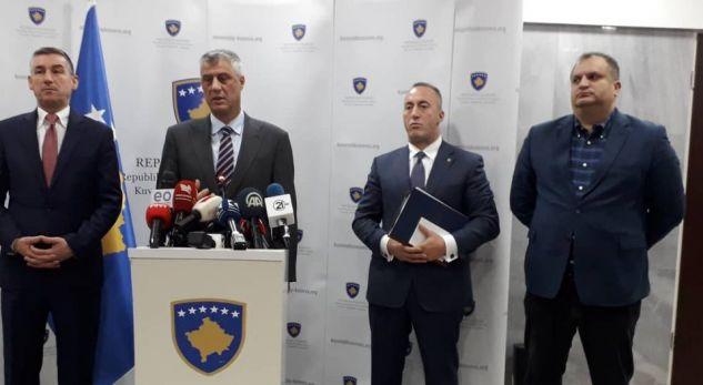 Peci: Ekipi negociator është kthyer në oborrtarë të Thaçit