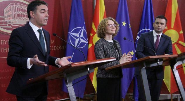 """""""Maqedonisë iu hap rruga drejt NATO-s dhe BE-së, u zgjidh problemi më i madh i politikës së jashtme"""""""