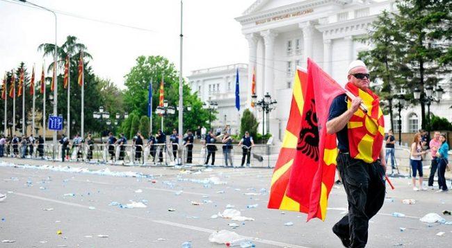 Zyrtarizimi i shqipes nxit reagime në Maqedoni