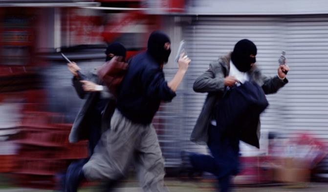Maskat në Ferizaj, rasti si nëpër filmat aksion