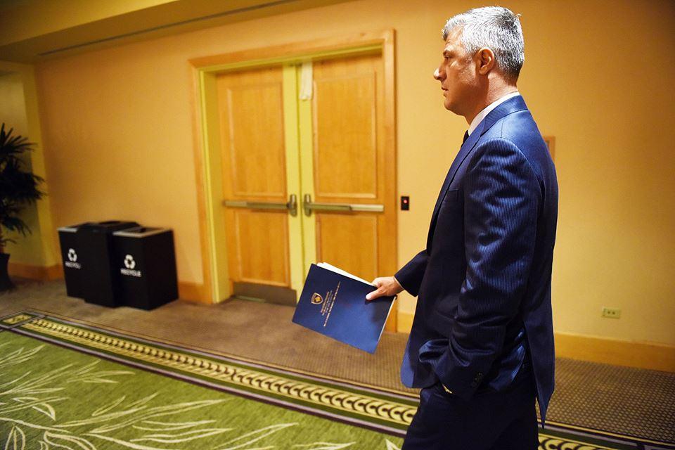 Thaçi akuzohet për pazare politike, bllokoi KQZ-në që një vit