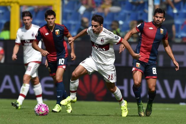 Milan fiton kundër Genoas