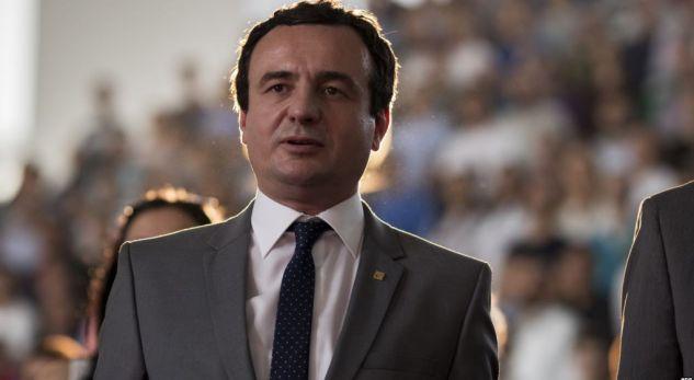 Kurti citon Edita Tahirin që kishte denoncuar shkëmbimin e territoreve si ide ruso-serbe